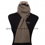 Brown Cashmere Muffler