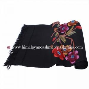 Embroidered Kashmiri Shawl