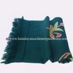 Green Kashmiri Shawl