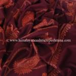 Needle Work Kashmiri Shawl