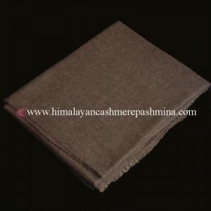 Brown Pashmina Blanket