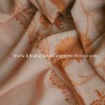 Hay Needle Embroidered Kashmiri Shawl
