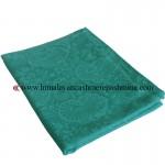 Jacquard Paisley Turquoise Cashmere Shawl