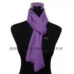 Purple Cashmere Muffler