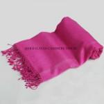 Pink Cashmere Shawls