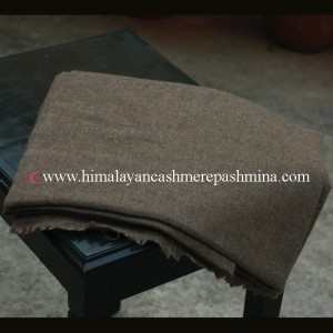 Light Brown Pashmina Blanket