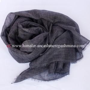 Grey Cashmere Shawl
