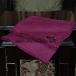 Dark Royal Ring Cashmere Pashmina Shawl