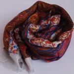 Paper Silk  Shawl Sienna