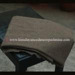 Light Brown Pashmina Blanket
